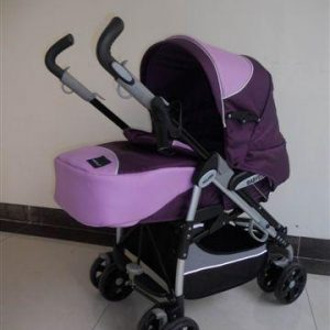 BS S-323 Polaris with Reversible Seat in Purple
