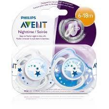pacifiers-avent-6-18-m