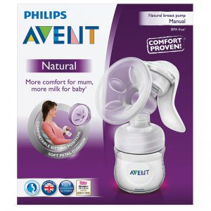 breast-pump-manual-avent-natural