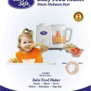 BABY FOOD MAKER BABYSAFE LB003