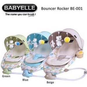 BOUNCER BABYELLE BE-001