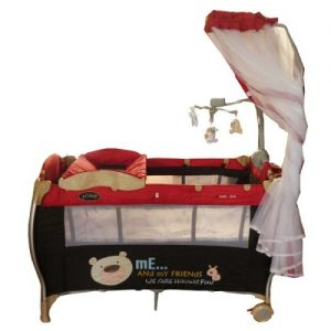 BABY BOX 1289 XLR PLIKO RED