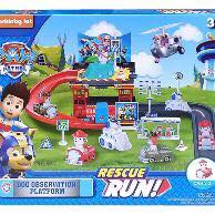 PARKING LOT PAW PATROL DOG OBSERVATION PLATFORM