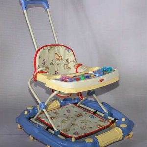 TAJIMAKU BABY WALKER 6201BLUE