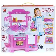 KITCHEN-SET-LITTLE-CHEF