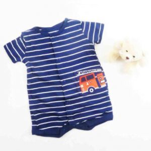 JUMPER SHORT FIRETRUCK BLUE