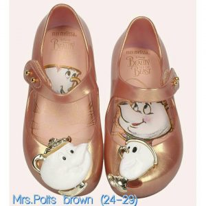 MRS POTTY BROWN SHOES