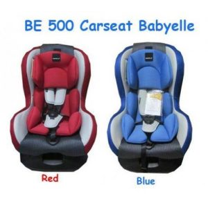 CAR SEAT BE-500 BABYELLE
