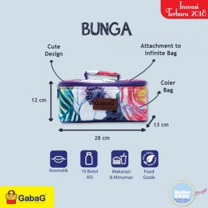 BUNGA COOLER BAG GABAG