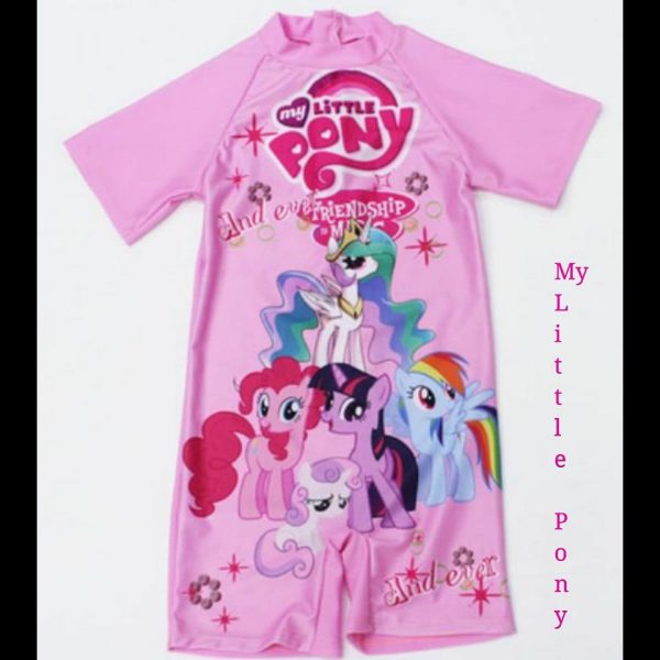 MY LITTLE PONY SWIMWEAR